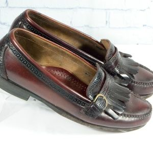 Men's Cole Haan Monk Strap Slip On Loafers
